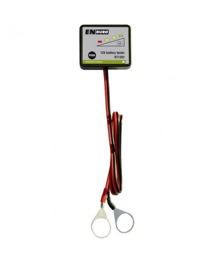voltmetro digitale dc 12v da pannello bt1201 camper