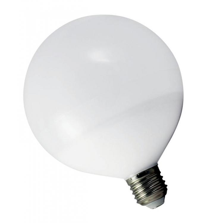 LAMPADINA LED A GLOBO E27 13W LUCE NATURALE V-TAC VT-1883 FASCIO 200 GRADI