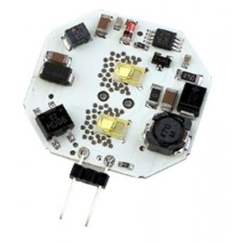 LAMPADA G4 LED 200 Lm LUCE NEUTRA LV10 12V 24V PER CAMPER BARCA