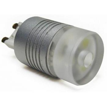 LAMPADA G9 230V 12 LED SMD 2W LUCE CALDA FINE SERIE