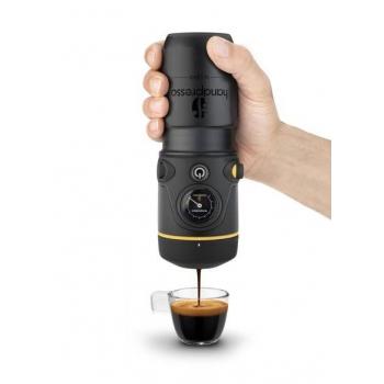 MACCHINA CAFFE caffè ESPRESSO 12V CIALDE POLVERE HANDPRESSO CAMPER