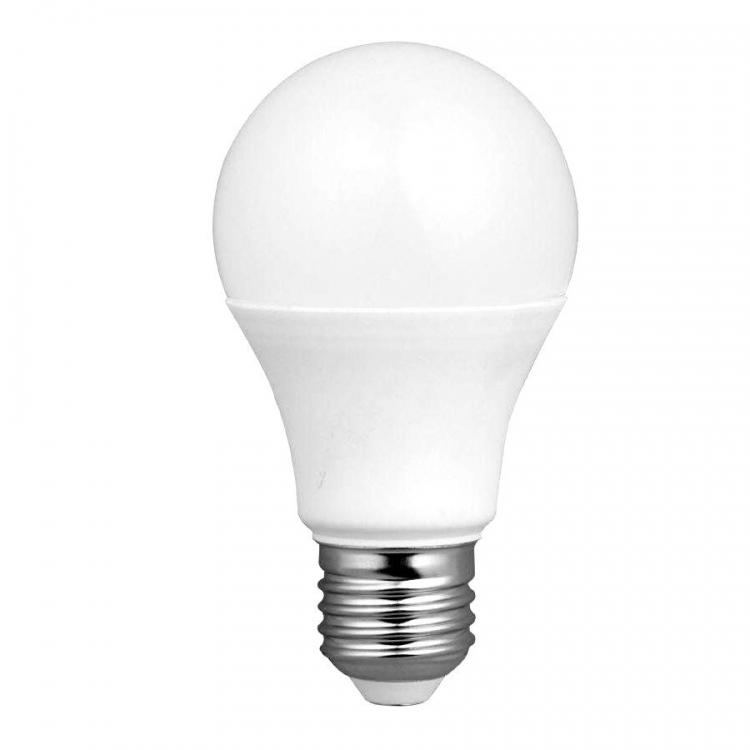 LAMPADA LED BULBO CALDA 12W 12V 24V E27 SOLARE FOTOVOLTAICO BAITA