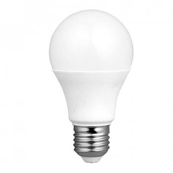 LAMPADA LED BULBO CALDA 7W 12V 24V E27 SOLARE FOTOVOLTAICO BAITA