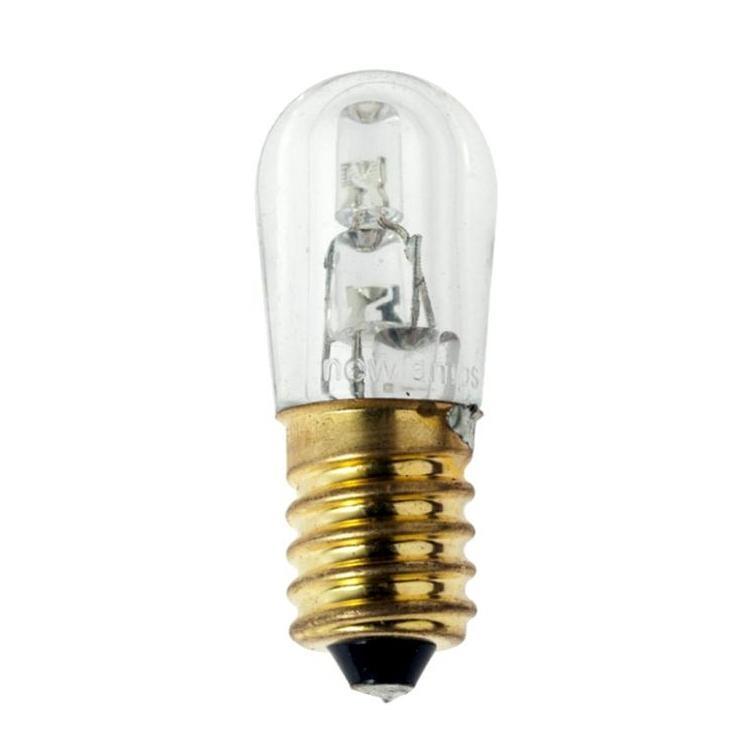 LAMPADINA LED 12V AC DC VOTIVA E14 PER SOLARE FOTOVOLTAICO