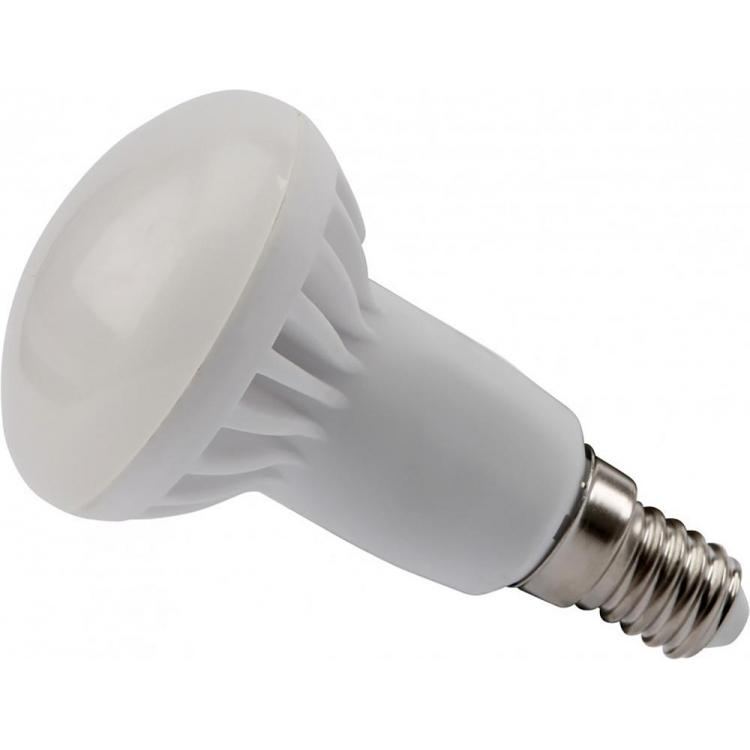 LAMPADINA LED E14 6W LUCE FREDDA 6400K 120° V-TAC