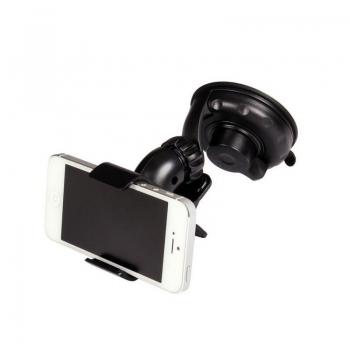SUPPORTO PORTA CELLULARE SMARTPHONE AUTO 360° UNIVERSALE CAMPER