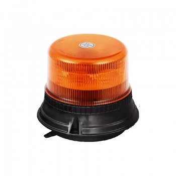 LAMPEGGIANTE LED ROTATIVO MAGNETICO 12V 24V OMOLOGATO TRATTORE