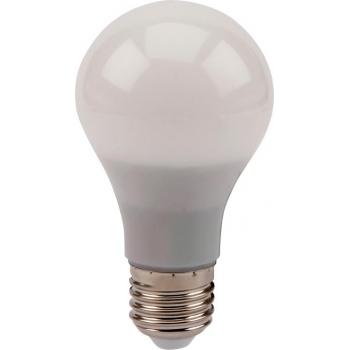 LAMPADA LED 24V AC DC 10W CALDA E27 CANTIERE OFFICINA BARCA 810LM 270 GRADI