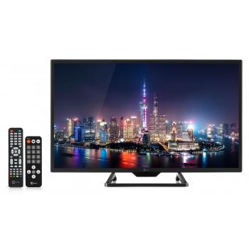 "TV LED FULL HD 12V CAMPER 22"" DECODER SATELLITARE E TERRESTRE CI+ HDMI PALCO22"